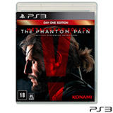 Jogo Metal Gear Solid V: The Phantom Pain para PS3